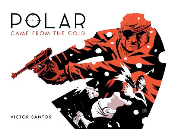 Víctor Santos publicará con Dark Horse su proyecto online Polar.