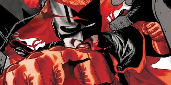 J.H. Williams ha dejado claro en su blog su tristeza por la abrupta salida de Batwoman y los planes que tenían para el personaje.