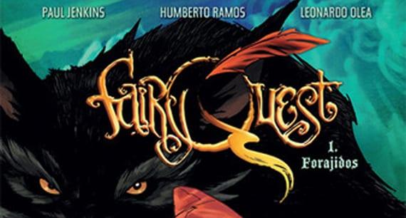 Fairy Quest será publicado en España de la mano de Ediciones Babylon.