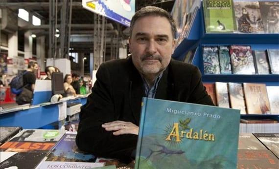 Miguelanxo Prado es el nuevo Premio Nacional del Cómic por su obra Ardalén.