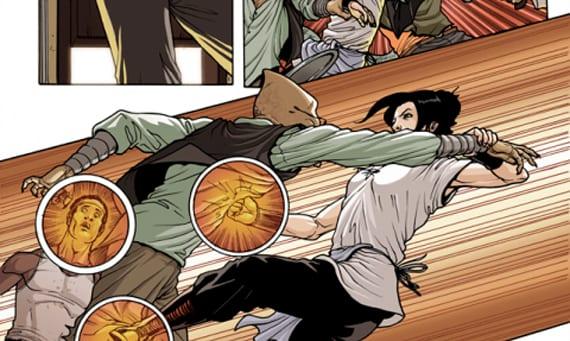 El barcelonés Pere Pérez se suma al fenómeno crowdfunding para financiar su proyecto, Shaolin Mutants.
