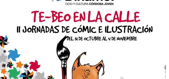 Córdoba acoge las II Jornadas de Cómic e Ilustración Gráfica.