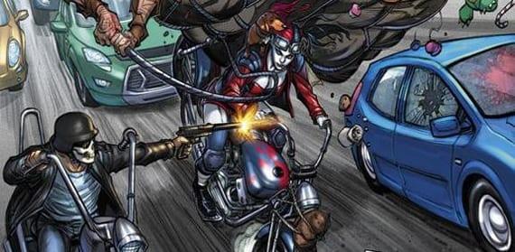 Harley Quinn tendrá nueva serie regular para ella sola a partir del mes que viene.