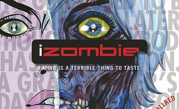 iZombie es una serie de Vertigo escrita por Chris Roberson y dibujada por Mike Allred que se llevará a la gran pantalla.