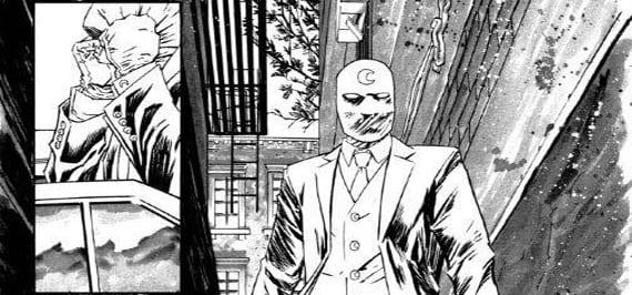 Warren Ellis será el encargado de guionizar la nueva serie de Caballero Luna.
