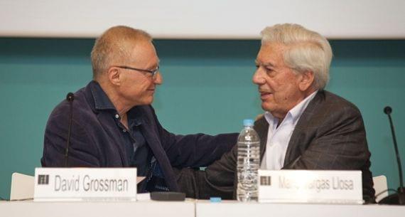 Grossman y Vargas Llosa