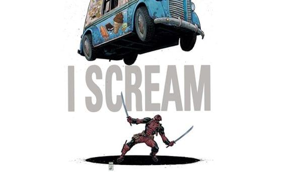 El dibujante Mike Hawthorne es el encargado de llevar a Masacre a nuevos niveles de locura y humor.