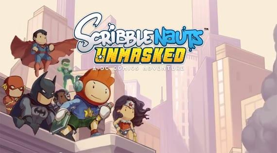 Los Scribblenauts debutan en el mundo del cómic en formato digital.