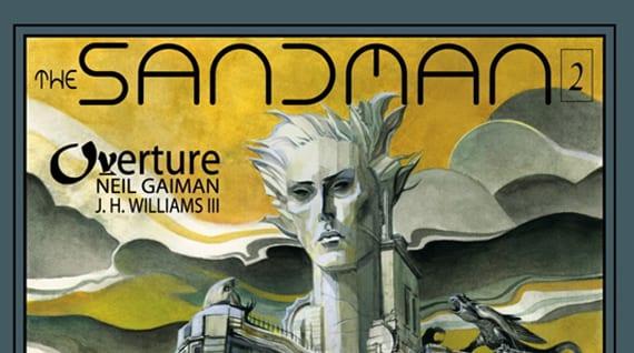 J.H. Williams III vive un momento dulce tras su salida de Batwoman con Neil Gaiman en The Sandman: Overture