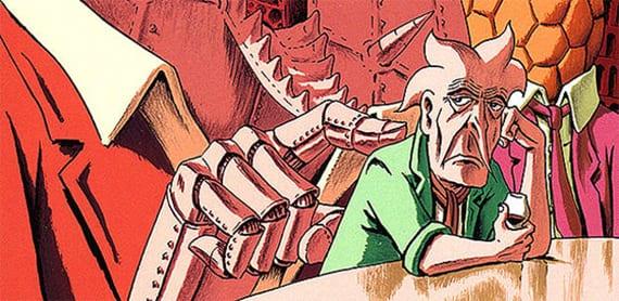 Las Aventuras del Capitán Torrezno serán publicadas desde su primer tomo por Panini.