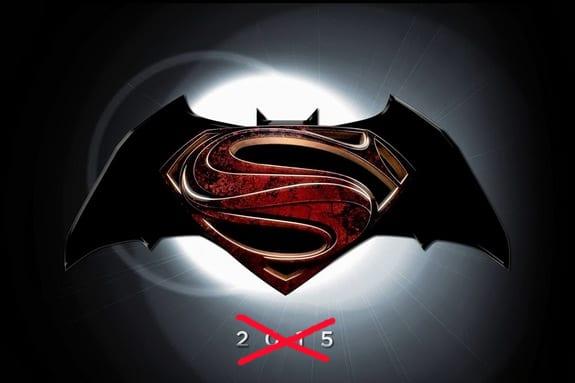 Batman vs. Superman retrasa su estreno hasta el 6 de mayo de 2016