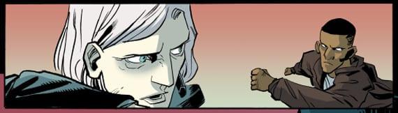 The Fuse es una nueva serie publicada por Image Comics con el guión de Antony Johnston y el dibujo de Justin Greenwood.