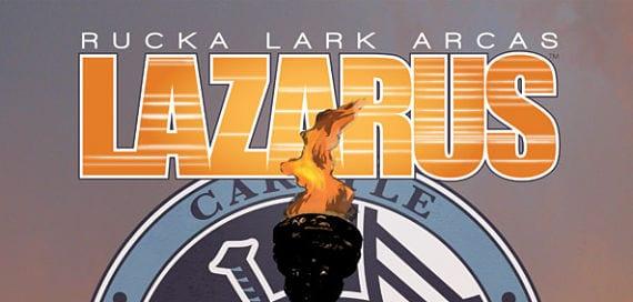 Greg Rucka y Michael Lark escriben y dibujan Lazarus para Image Comics.