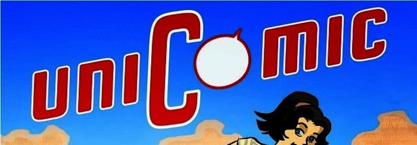 Hoy dan comienzo las XVI Jornadas del cómic de la Universidad de Alicante.