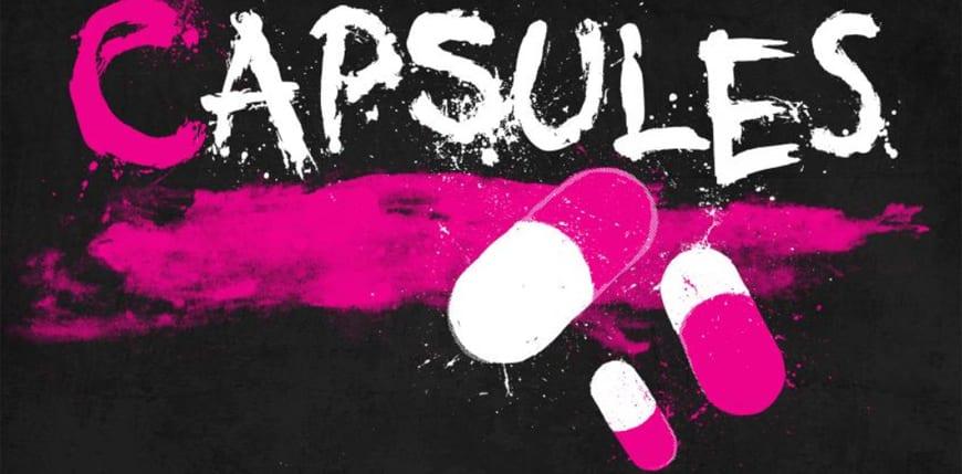 Capsules es un webcomic de Abel García.