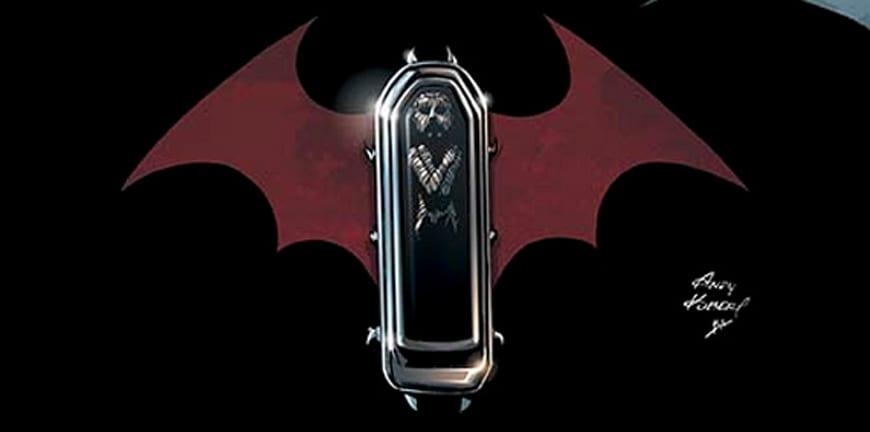 Robin Rises: Omega #1 supone el retorno de Robin tras su aparente muerte.