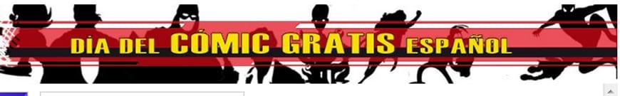 El 10 de mayo es el Día del Cómic Gratis español.
