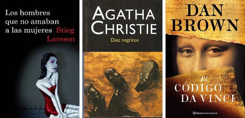 10 thrillers y libros de misterio que deberías leer a lo largo de tu vida