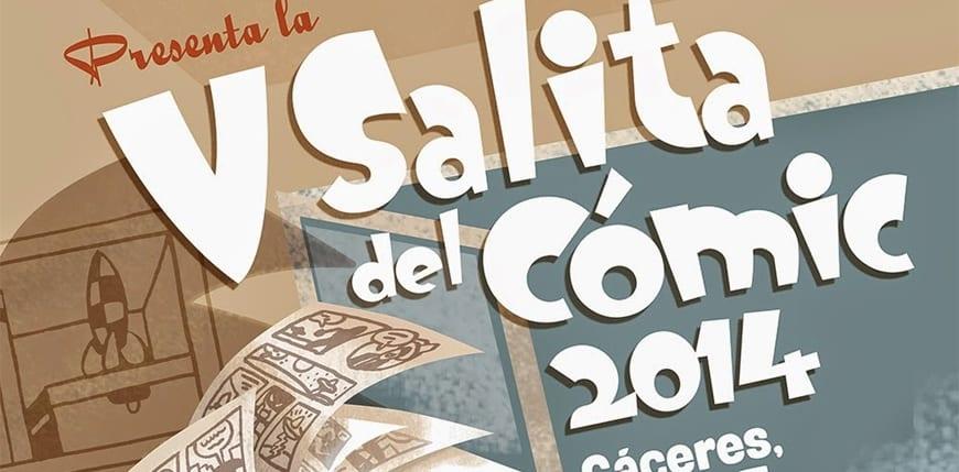 V Salita Comic