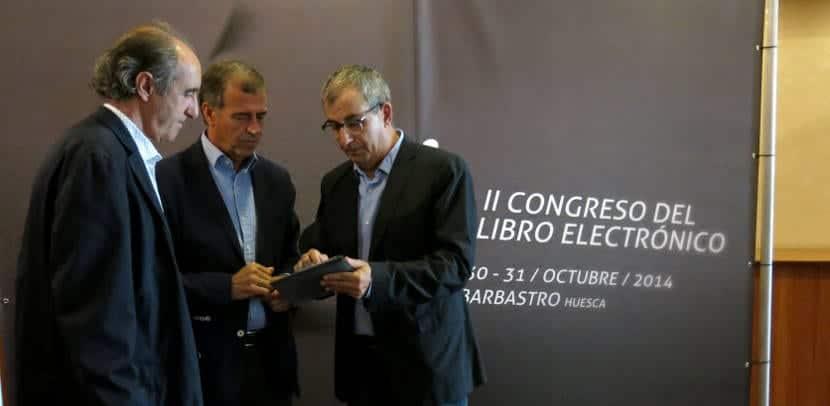 Comienzan las actividades previas al II Congreso del Libro Electrónico