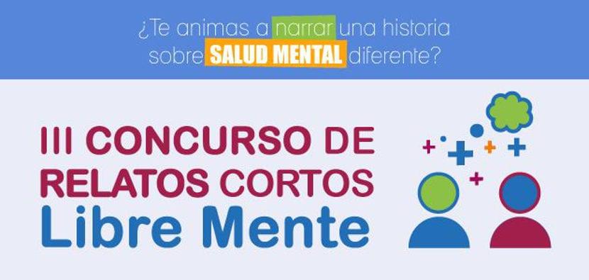 Convocado el III Concurso de Relatos Cortos sobre salud mental 'Libre Mente' de Agifes