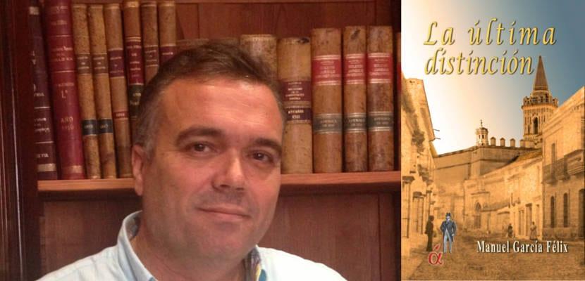 Ediciones Altera sortea dos ejemplares de 'La última distinción', de Manuel García Félix