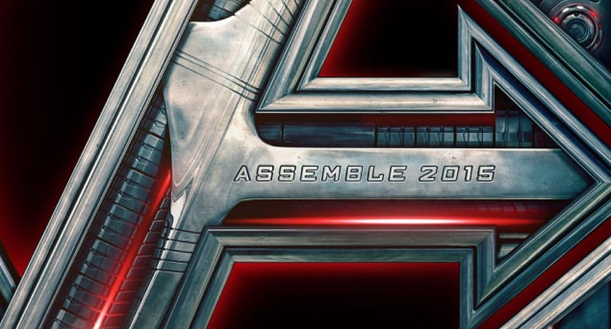 Teaser póster Age of Ultron
