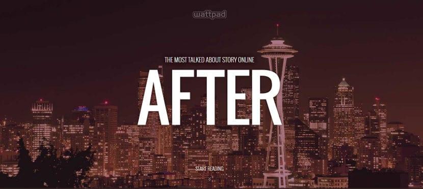 Ya a la venta en España 'After', la fan fiction de Anna Todd sobre One Direction