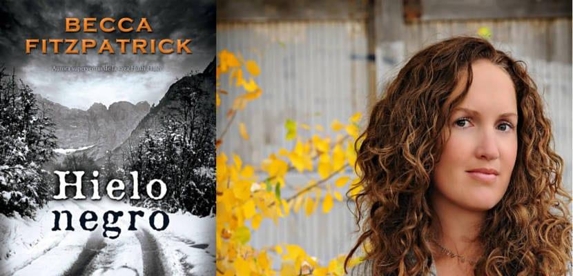 'Hielo negro' de Becca Fitzpatrick saldrá a la venta el 19 de noviembre