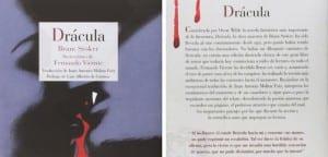 Nueva edición ilustrada del Drácula de Stoker