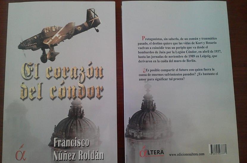 Reseña: 'El corazón del cóndor', de Francisco Núñez Roldán