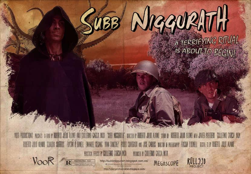 'Subb Niggurath', cortometraje en honor al escritor H. Ph. Lovecraft, se estrenará a principios de año