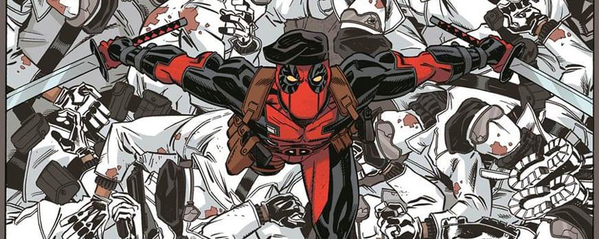 Marvel se carga a Masacre en Deadpool #250