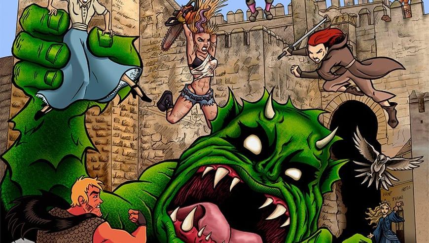 La nueva edición de Autores en Viñetas ya tiene cartel.