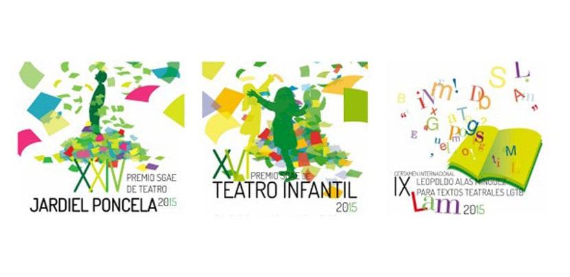 Convocados los premios anuales para autores de teatro 2015 de Fundación SGAE