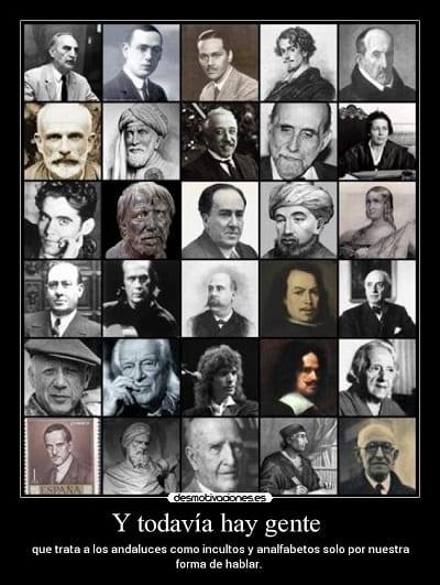 Escritores andaluces