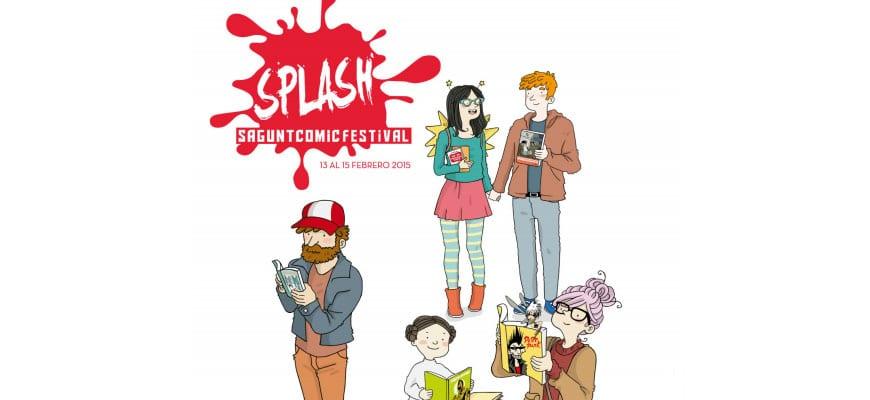 Segunda edición del SPLASH en Sagunto.