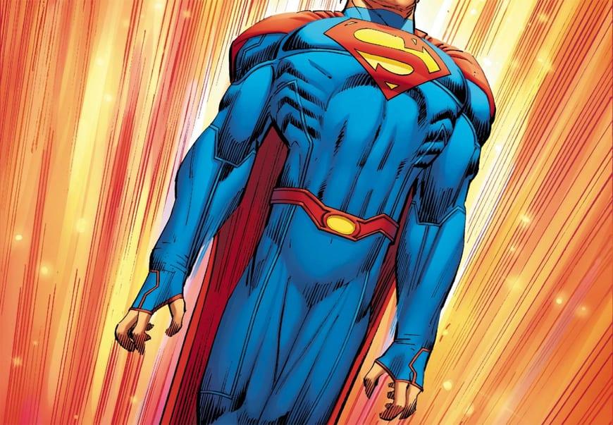 Nuevo traje para el Superman de Romita Jr.