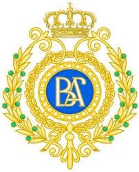 emblema-medalla-oro-merito-bellas-artes