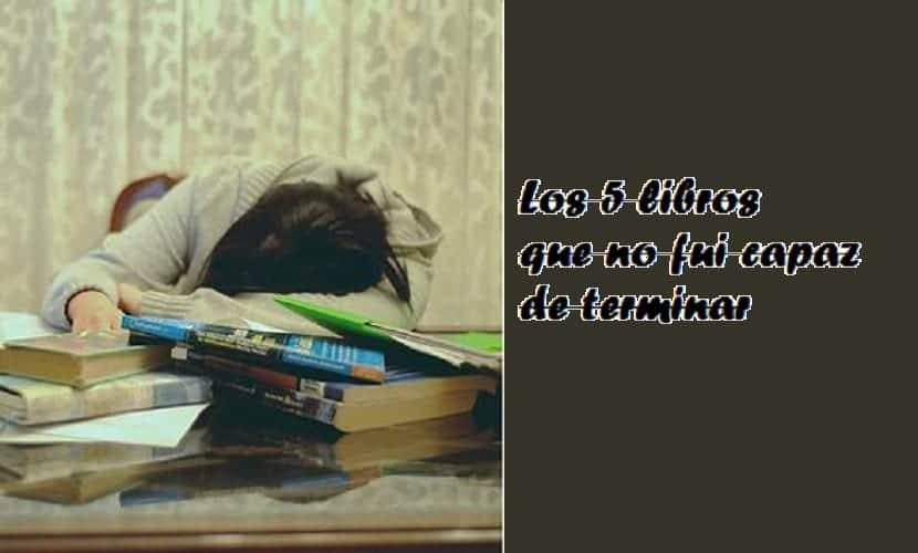 Libros aburridos
