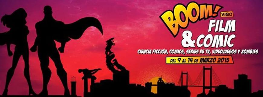Programa del Boom! Film & Comic!
