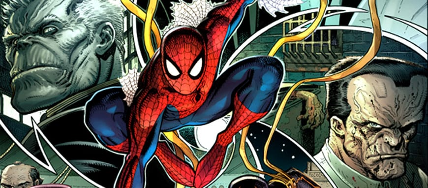 Gerry Conway regresa a Spider-Man.