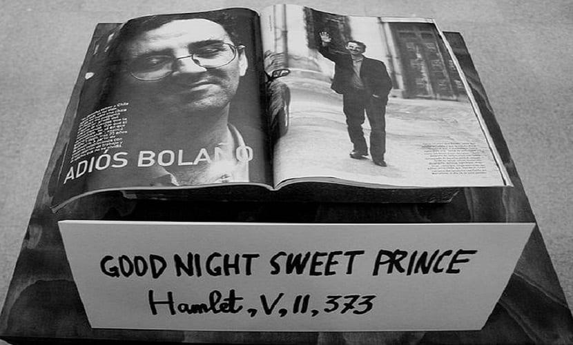 Homenaje a Bolaño
