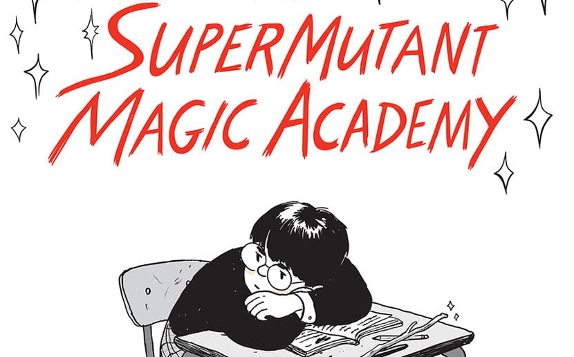 Va de Webcomic (VII): Supermutant Magic Academy.