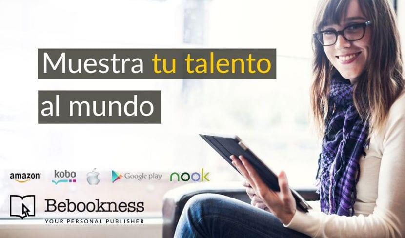 Éxito de Bebookness, la primera plataforma de autopublicación digital en español