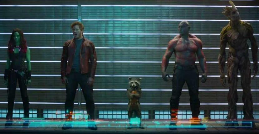 James Gunn habla más de Guardianes de la Galaxia 2.