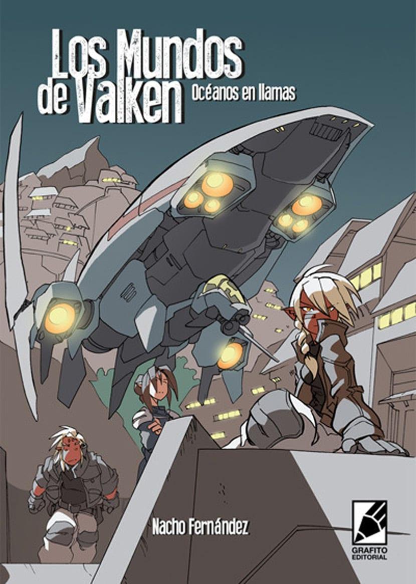 Los Mundos de Valken, de Nacho Fernández.
