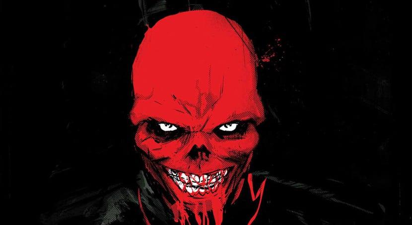 Miniserie para Craneo Rojo dentro de Secret Wars.