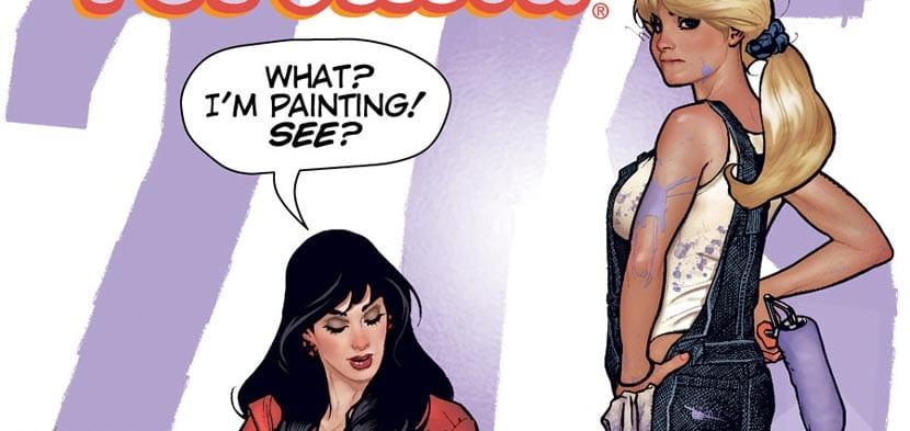 Archie Comics cancela la campaña en Kickstarter.