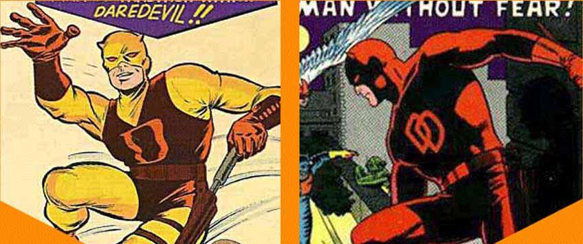 Polémica con la serie de Daredevil y Wally Wood.